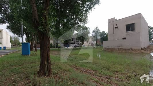 Residential Plot For Sale In Bahria Nasheman - Zinia Ferozpur Road Lahore
