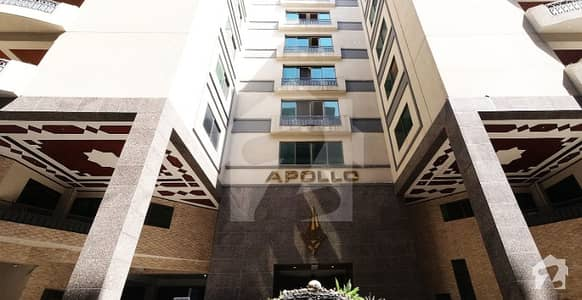 Spacious & Affordable 8th Floor Apartment For Rent In E-11/4 Apollo Tower Islamabad