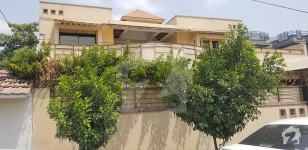 01 Kanal South Open House For Sale In Hayatabad Phase 3