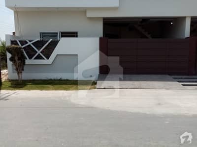 Double Storey Beautiful House For Sale At Gulberg City Okara