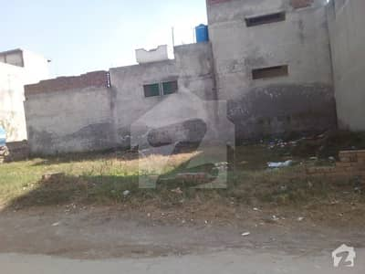 5 Marla Plot Available For Sale Ghauri Town Phase 4 Islamabad