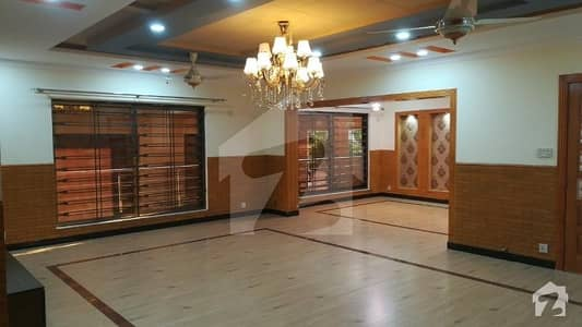 1 Kanal Brand New Triple Storey Full House Available For Rent In Dha Phase 1 Sector C