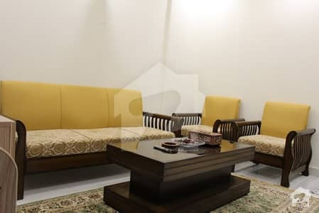 Fully Furnished Luxury Apartment Is Available For Rent in Bahria Town Phase-7 ISB