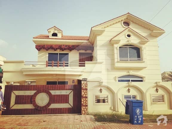 1 Kanal Luxurious Furnished House For Rent In Bahria Town Islamabad