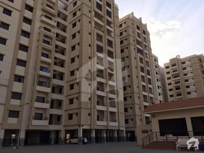 جناح ایونیو کراچی میں 2 کمروں کا 6 مرلہ فلیٹ 1.32 کروڑ میں برائے فروخت۔