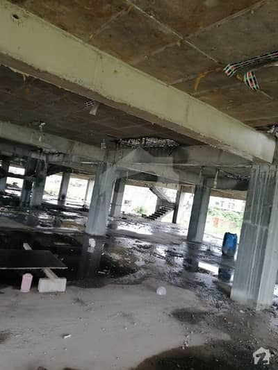 رِیور گارڈن اسلام آباد میں 2 کمروں کا 4 مرلہ فلیٹ 70 لاکھ میں برائے فروخت۔