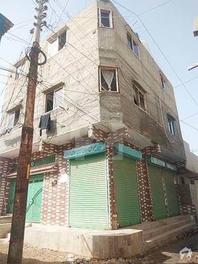 سعید آباد بلدیہ ٹاؤن کراچی میں 7 کمروں کا 4 مرلہ مکان 1.25 کروڑ میں برائے فروخت۔
