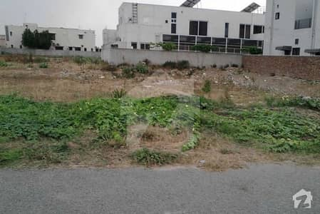 1 Kanal Plot In Phase 5 Block L For Sale