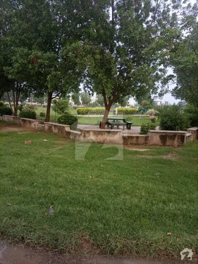 ایڈن سٹی - بلاک سی ایڈن سٹی ایڈن لاہور میں 10 مرلہ رہائشی پلاٹ 1.25 کروڑ میں برائے فروخت۔