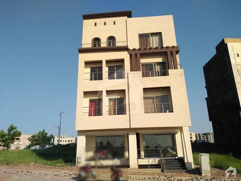 بحریہ انکلیو - سیکٹر اے بحریہ انکلیو بحریہ ٹاؤن اسلام آباد میں 4 مرلہ عمارت 4.5 کروڑ میں برائے فروخت۔