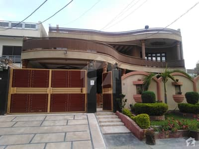 1 Kanal House In Hayatabad For Sale