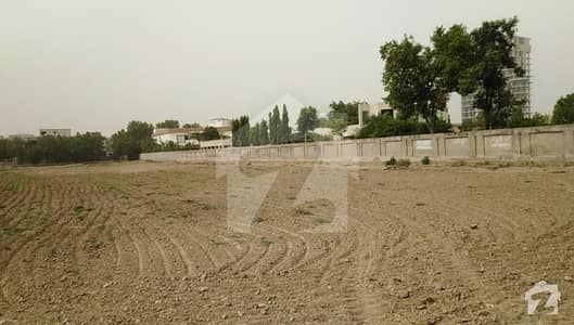 2 Kanal Main Boulevard Residential Plot For Sale In Executive Lodges Block