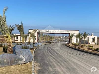 1 Kanal Plot Available For Sale In DHA Peshawar