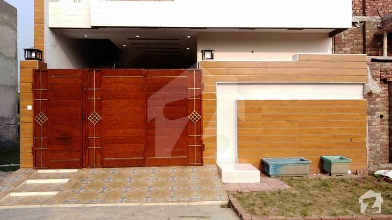 5 Marla Brand New House For Sale In F Block Of Al Rehman Phase 2 Lahore