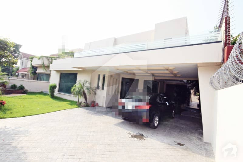 Havalian offers 1 Kanal Semi Furnished House For Rent DHA Phase 4