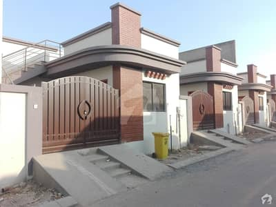 West Open Block H 120 Sq Yard Luxury Bungalow Is Available For Sale In Saima Arabian Villas
