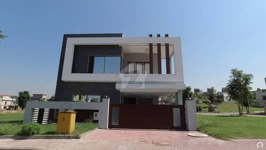 Bahria Town Phase 8 Overseas 2 10 Marla New House For Sale