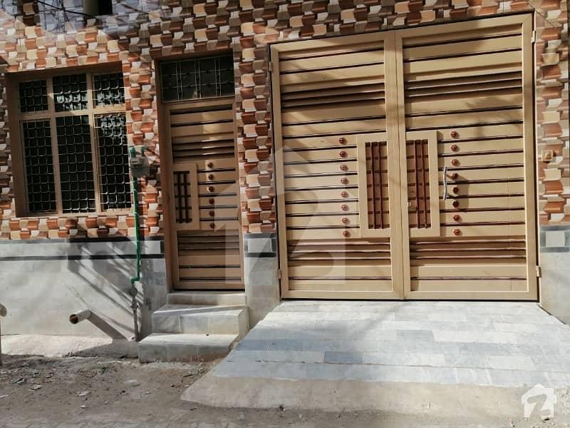 رِنگ روڈ پشاور میں 6 کمروں کا 4 مرلہ مکان 95 لاکھ میں برائے فروخت۔