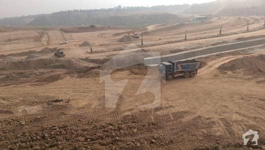 آغوش فیز 2 آغوش اسلام آباد میں 1 کنال رہائشی پلاٹ 55 لاکھ میں برائے فروخت۔