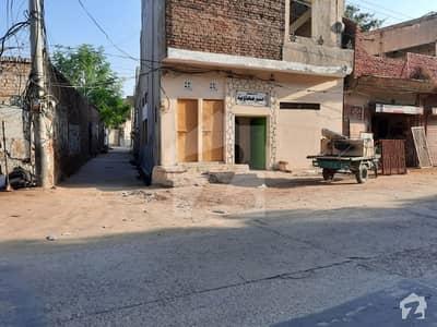 ڈی جی خان روڈ مظفر گڑہ میں 1 کمرے کا 8 مرلہ مکان 1.5 کروڑ میں برائے فروخت۔