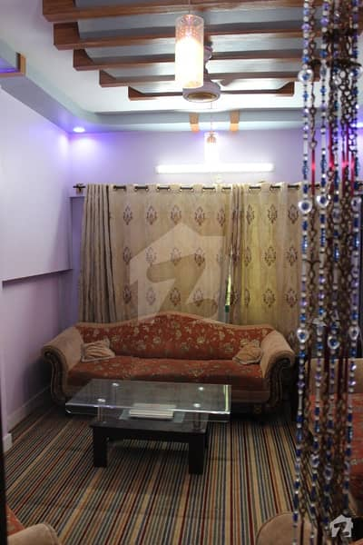 An Elegant Apartment Is Available For Sale In Sector 11b North Karachi