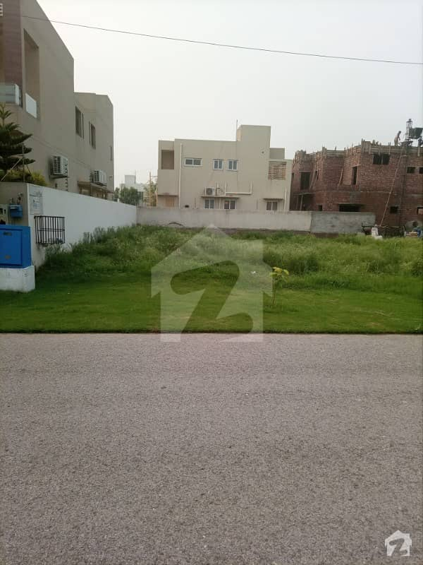 Residential Plot Is Available For Sale Block R