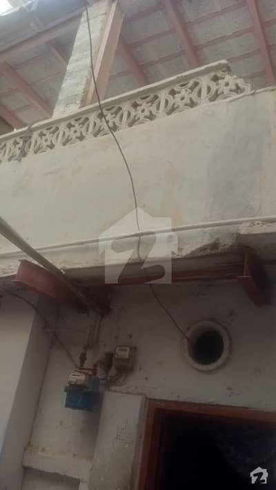 لائنز ایریا کراچی میں 5 کمروں کا 5 مرلہ مکان 40 لاکھ میں برائے فروخت۔