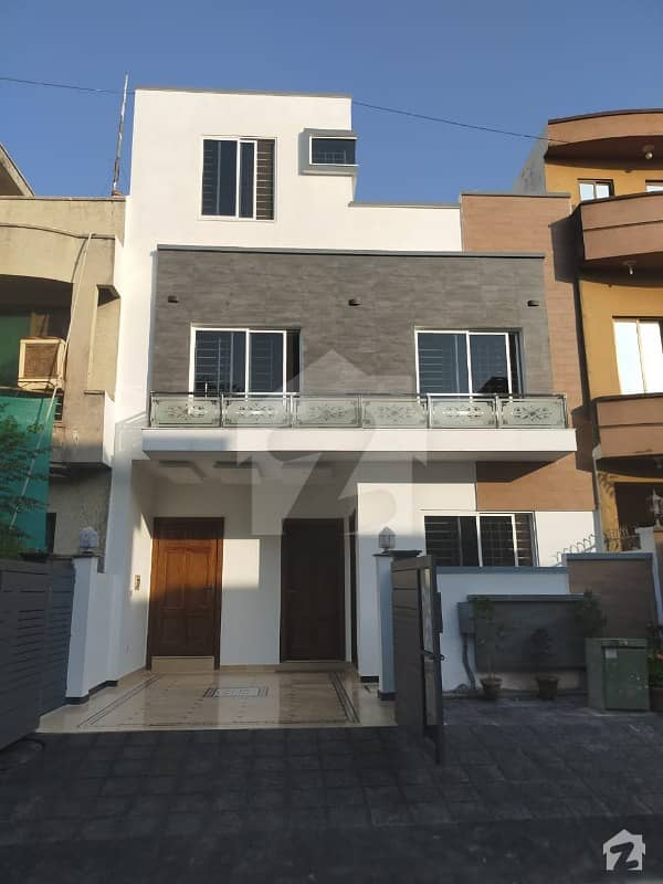 Brand New 25 X 40 House For Sale In G 13 40 Feet Road
