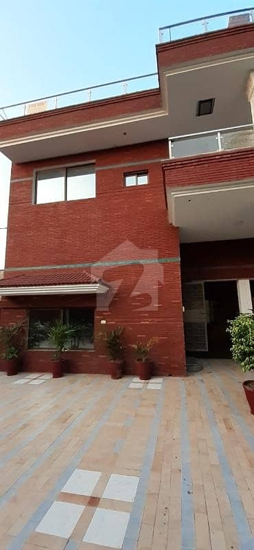 Lower Ground Portion For Rent In Gulberg 5 Lahore