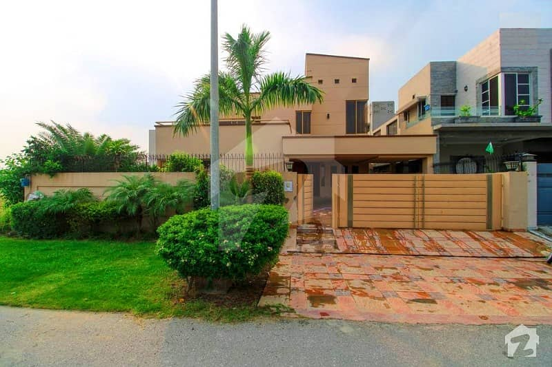 1 Kanal Brand New Beautiful Bungalow For Rent In Dha Phase 6 Outclass Location Easy Approach
