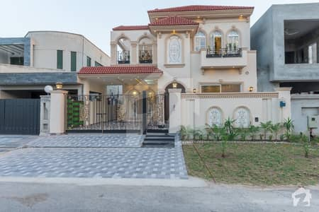 10 Marla Brand New Spanish Design Full Basement Bungalow For Sale In Dha Phase 5 Lahore