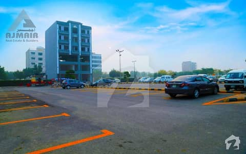 3 Marla Commercial Plot For Sale In Overseas B