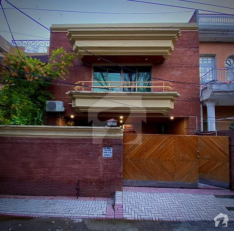 Ideal House For Sale In Gulberg
