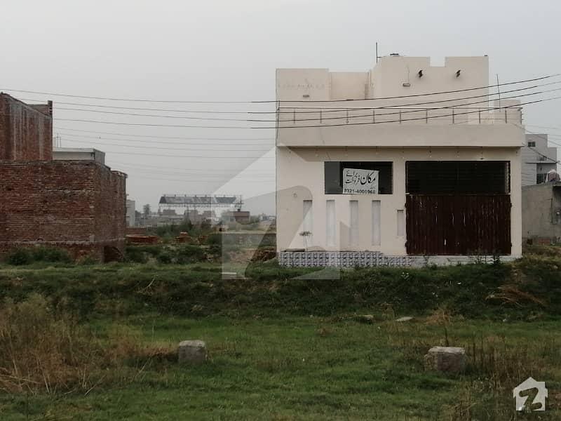 گیریژن گارڈنز جی ٹی روڈ لاہور میں 3 کمروں کا 5 مرلہ مکان 50 لاکھ میں برائے فروخت۔