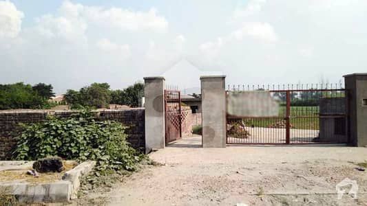 24 Kanal Farm House For Sale On Main Multan Road Lahore