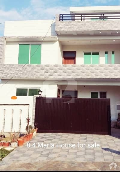 8.4 Marla House For Sale In Islamabad
