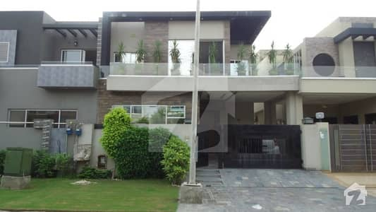 7 Maral Furnished House For Sale In J Block Of DHA Phase 6 Lahore