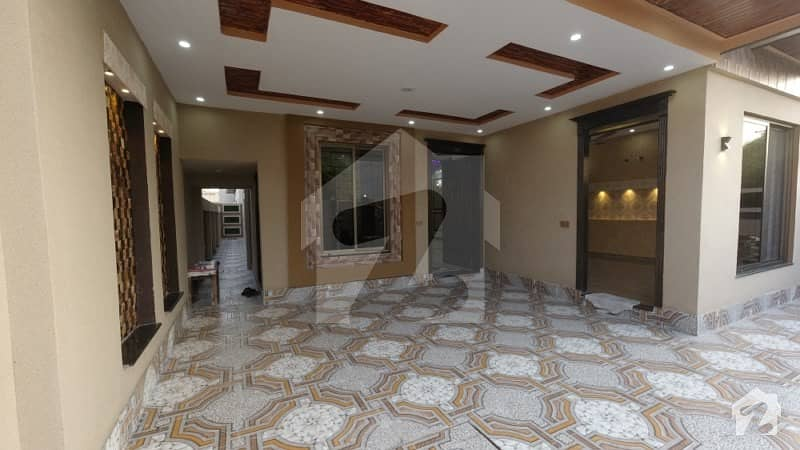 10 Marla House For Sale In B Block Of Nasheman E Iqbal Phase 2 Lahore