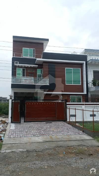 8.5 Marla Brand New House For Sale