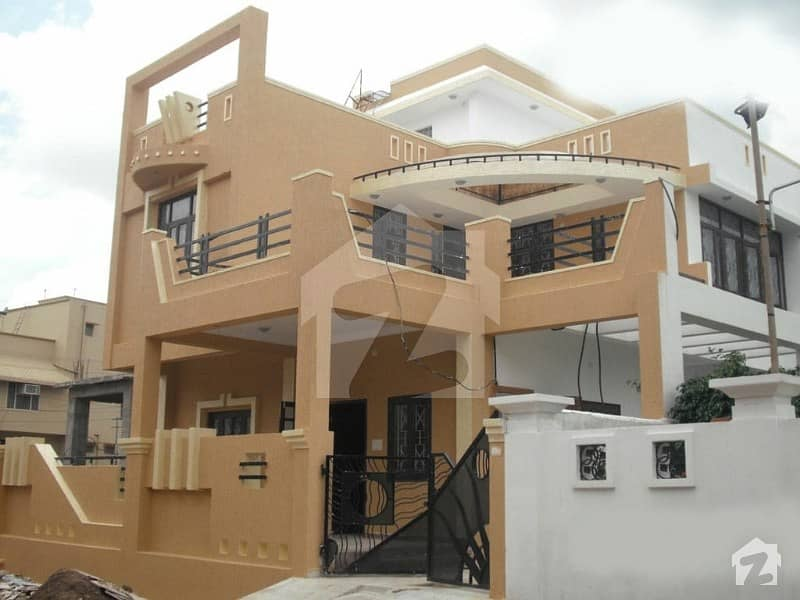 10 Marla Beautiful House For Rent Bahria Enclave Isb