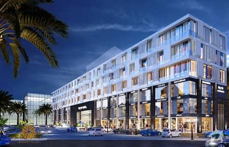 ایس کیو 99 مال بحریہ ٹاؤن مین بلیوارڈ بحریہ ٹاؤن لاہور میں 1 کمرے کا 3 مرلہ فلیٹ 55 لاکھ میں برائے فروخت۔