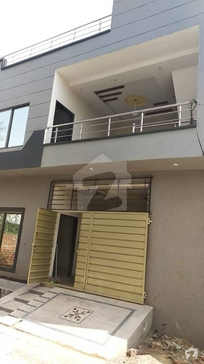 5 Marla Brand New Double Story House Urgent For Sale In PGECHS Phase 2