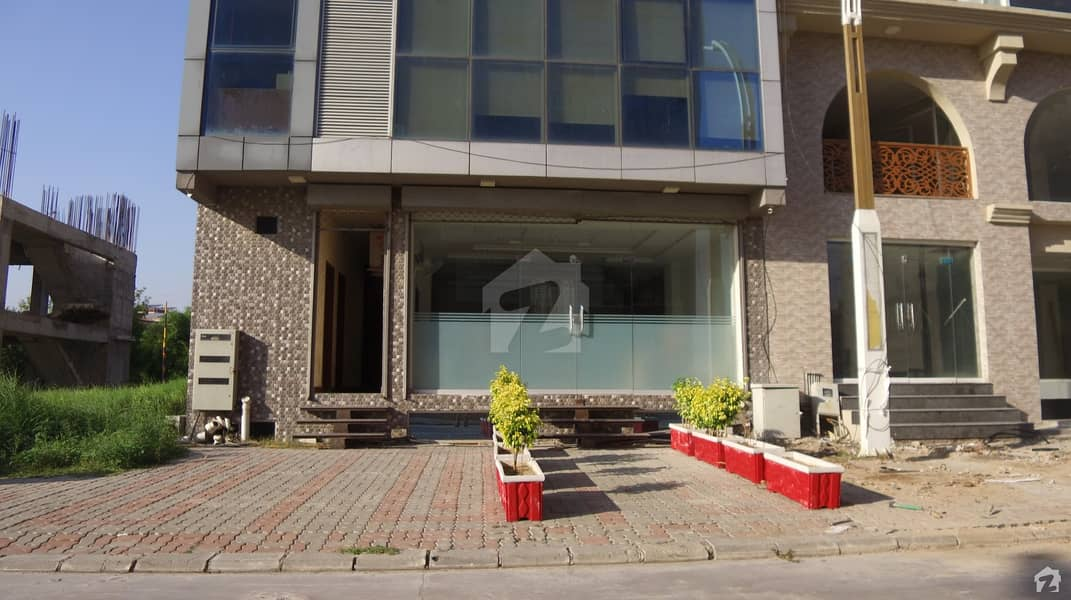 4 Marla Plaza Is Available For Sale In Westeria Road DHA Phase 2