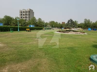 10 Marla Developed Residential Plot At Excellent Ideal And Builder Location Is Available For Sale In Tulip Ext Block