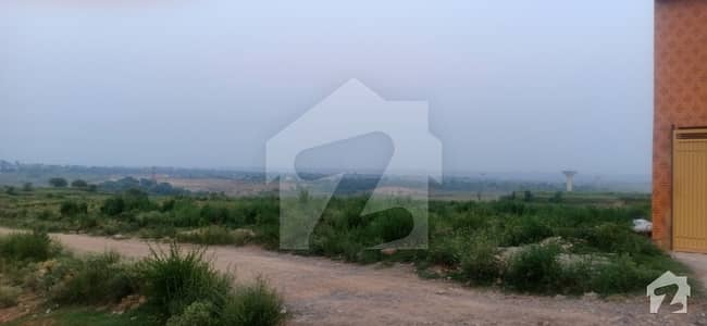 Plot For Sale In Shaheen Town Phase 4 Near Bahria Enclave