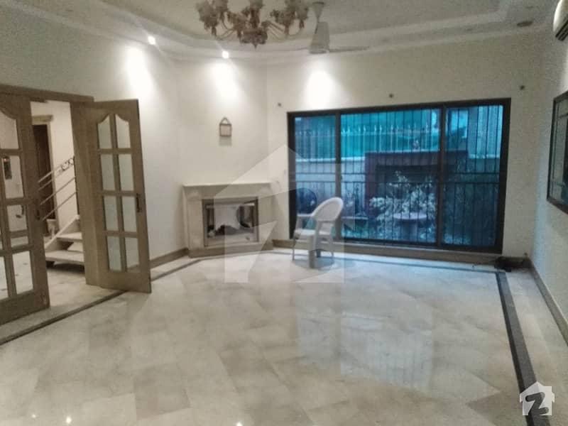 1 Kanal Modern Design House For Rent DHA Phase 4
