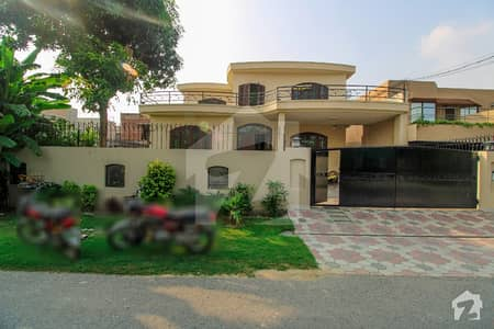 One Kanal Fully Basement House For Rent In Dha Phase 4