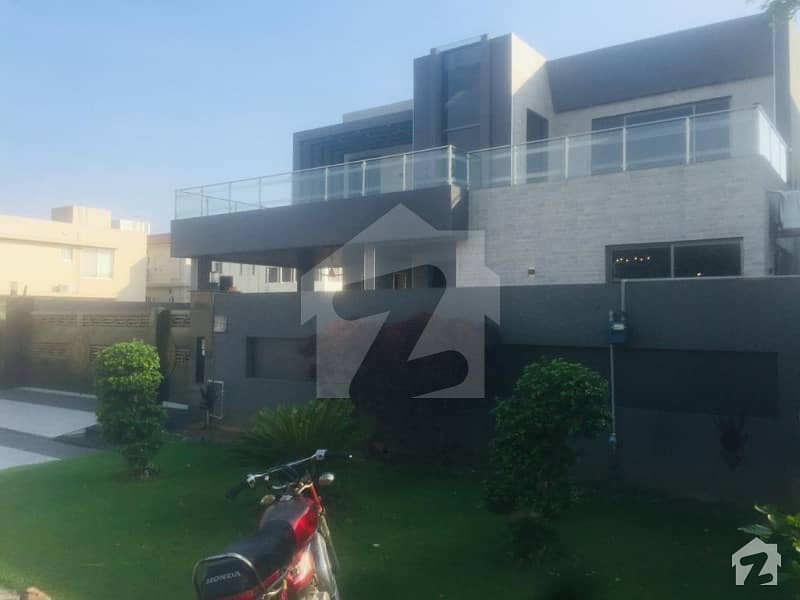 Habib Property Offers 1 Kanal Brand New Fully Basement Bungalow For Sale In Dha Lahore Phase 6 Block J