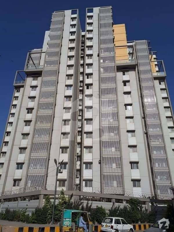 Flat Is Available For Sale In Paradise Tower
