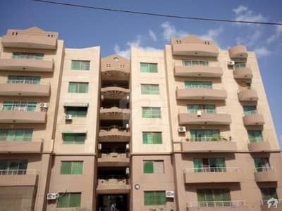 Ground Floor Flat Is Available For Sale In G +5 Building